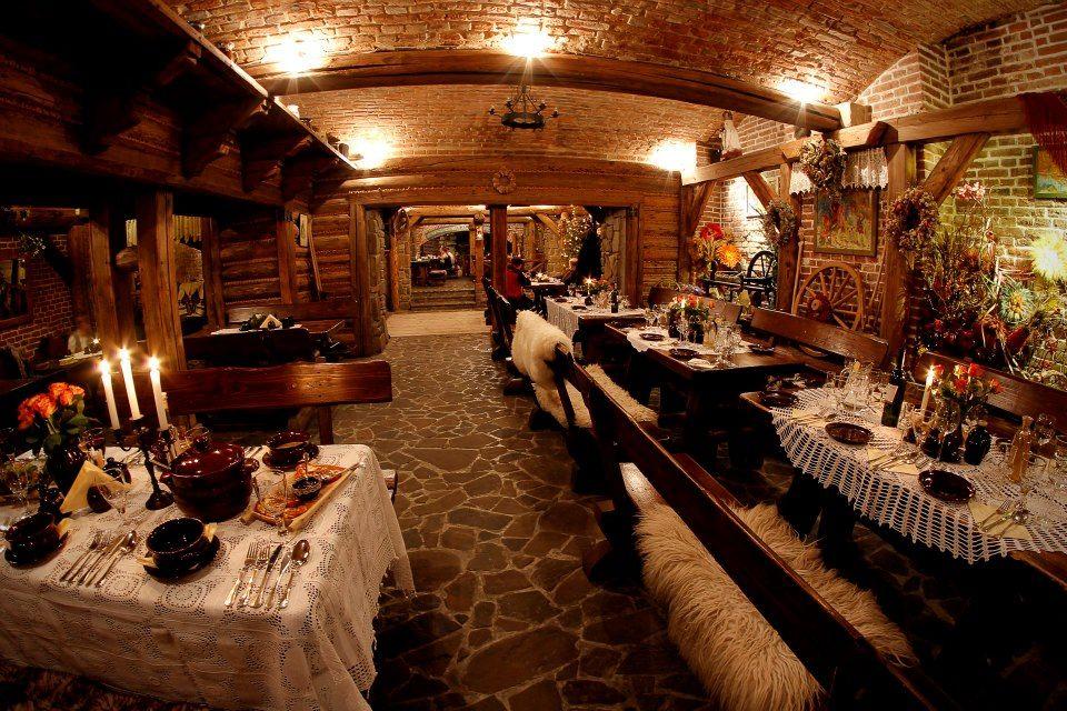 """Restauracja """"Morskie Oko"""""""