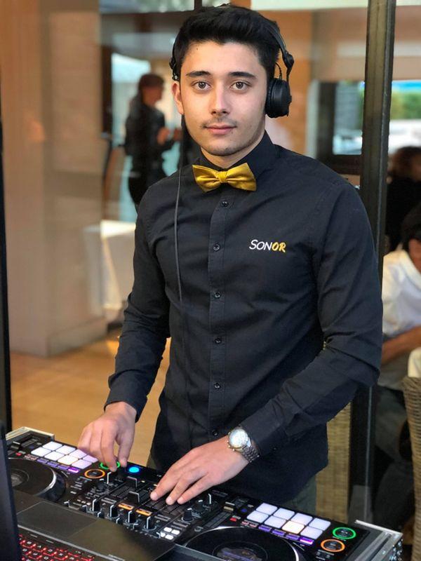Sonor : DJ & Musique Live & Photobooth