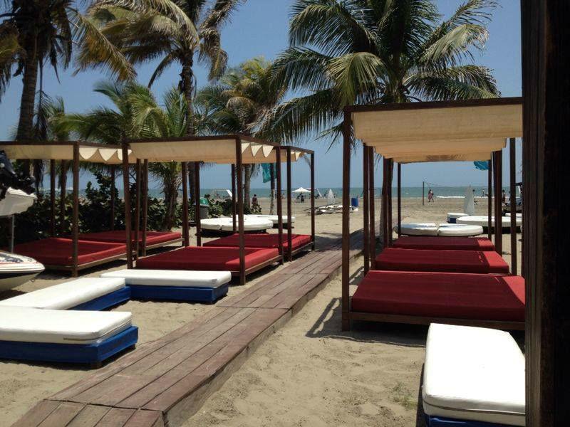 Sunset Beach Cartagena