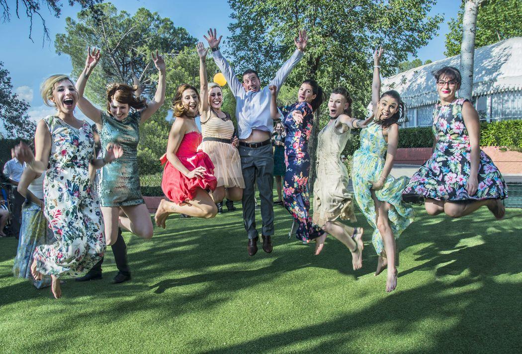 ultra jump wedding