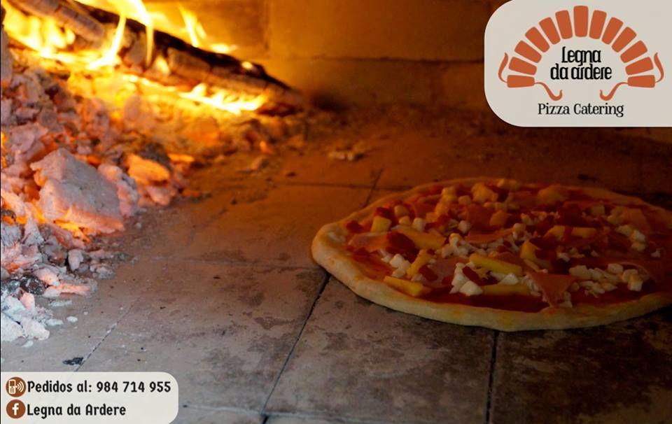 Legna da Ardere Pizza Catering