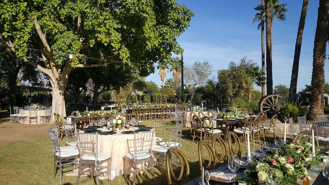 Jardin Rancho Las Palmas