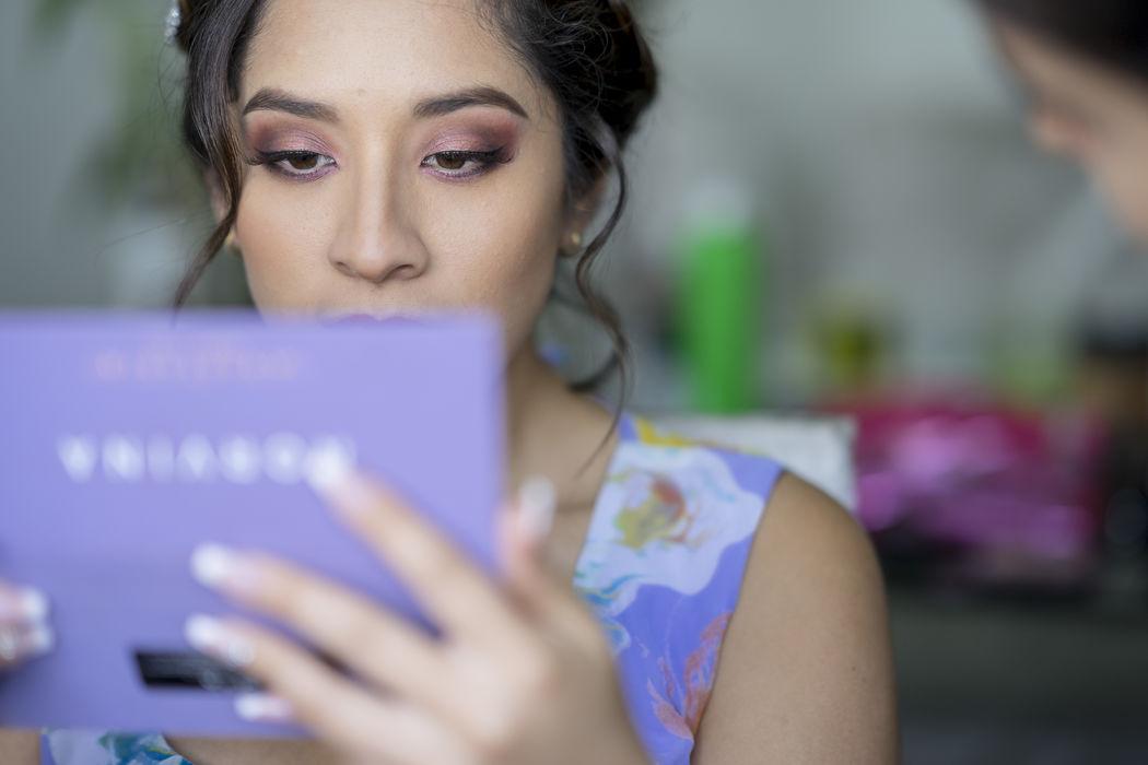 Belmi makeup