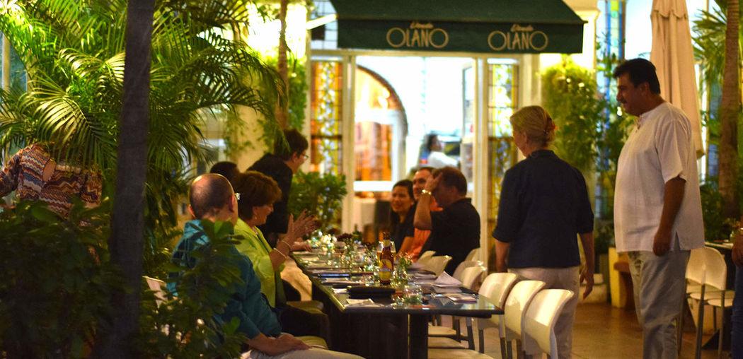 Donde Olano Restaurante