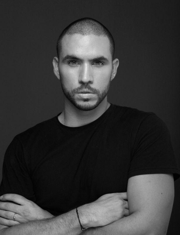 Camilo Patiño Pro Makeup Artist