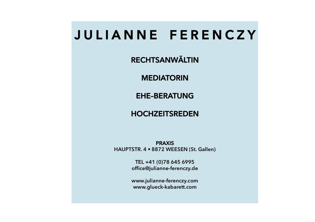 Julianne Ferenczy