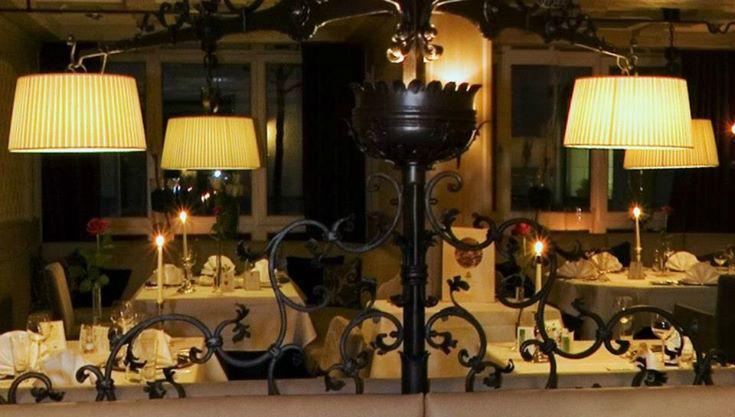 Beispiel: Restaurant - Dekoration, Foto: Landhaus-Hotel Waitz.