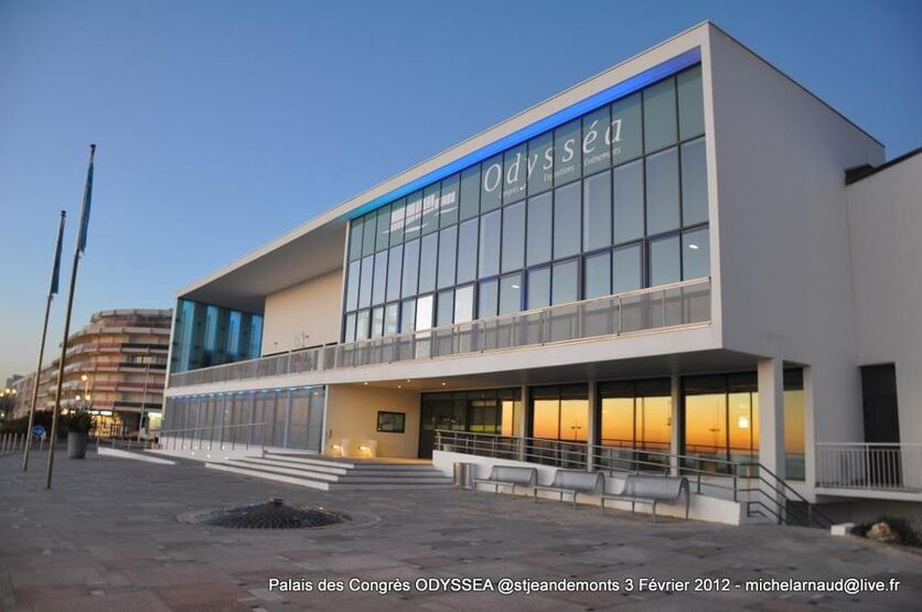 Palais des Congrès Odysséa