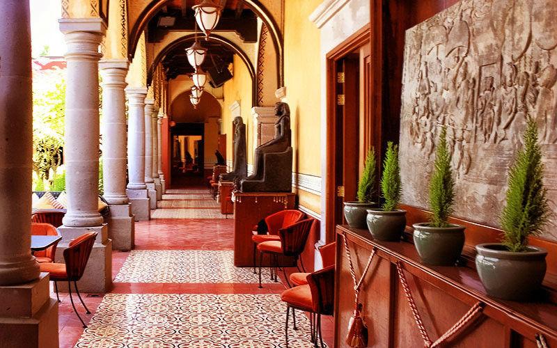Hacienda La Laborcilla en Querétaro, un lugar espectacular para realizar tu boda.
