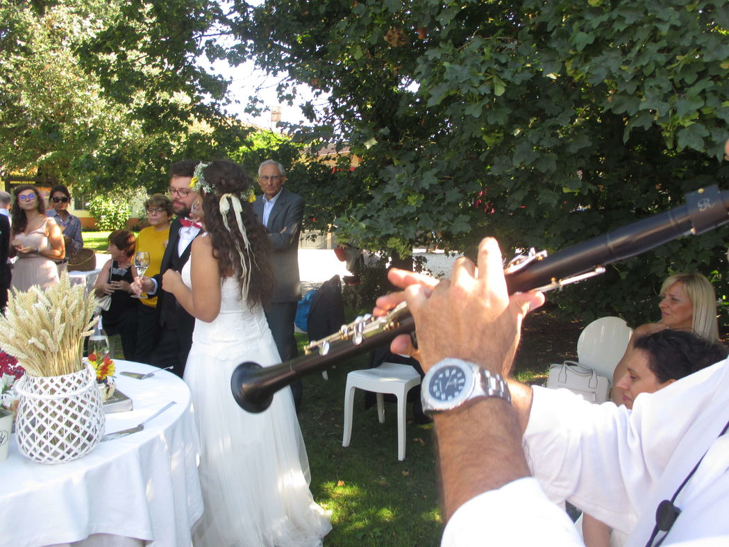 Stefano Wedding Music