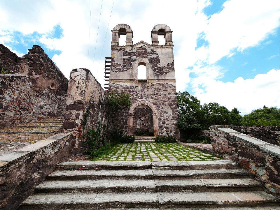 Antigua Hacienda Dolores Barrera para bodas en Guanajuato
