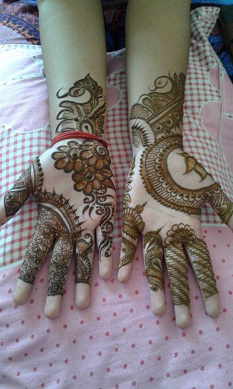 Sitaram Ji Mehandi Art