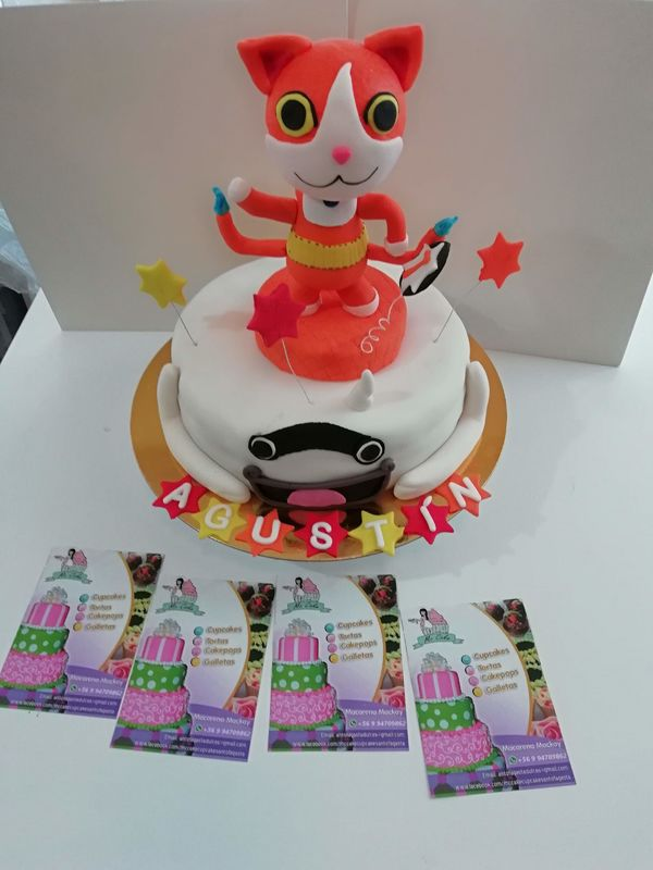 Mc cake cupcakes y más