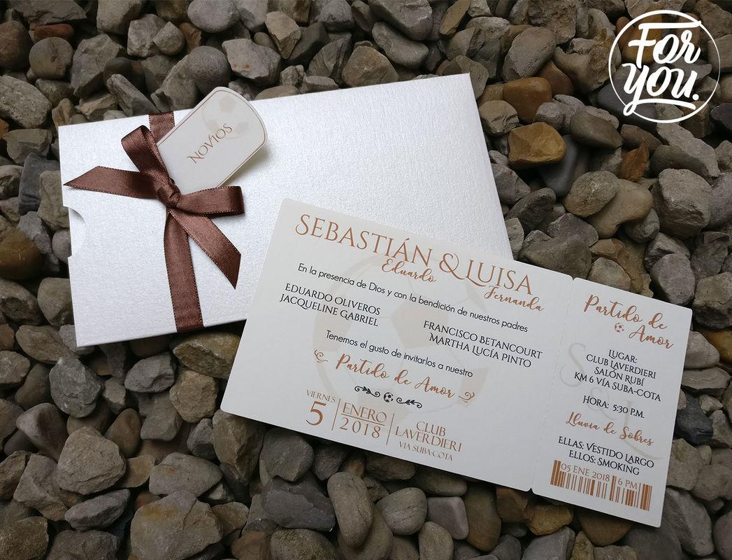 Invitaciones For You