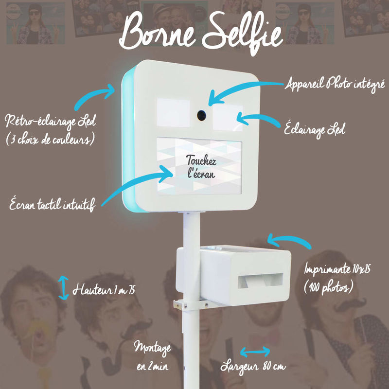 borne selfie valence