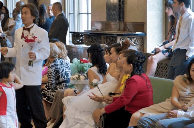 Heiraten in NY