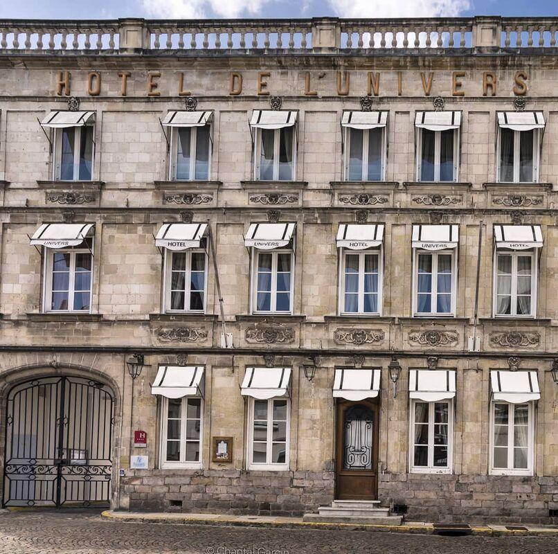 Le Najeti Hôtel de l'Univers