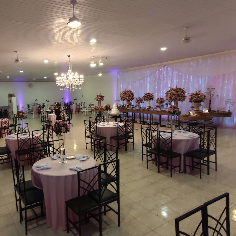 Salão de Festas Maison Valentine
