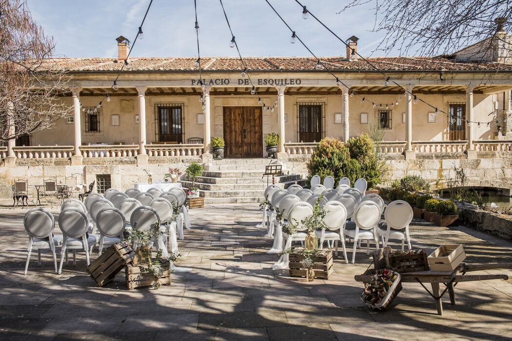 Palacio de Esquileo