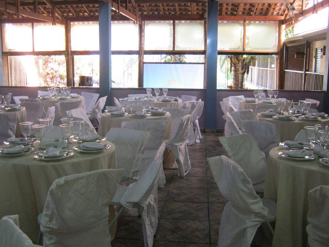 Salão de Festas Diamante