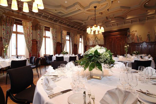 Beispiel: Wunderschöne Dekorationen, Foto: Hotel Bären Langenthal.
