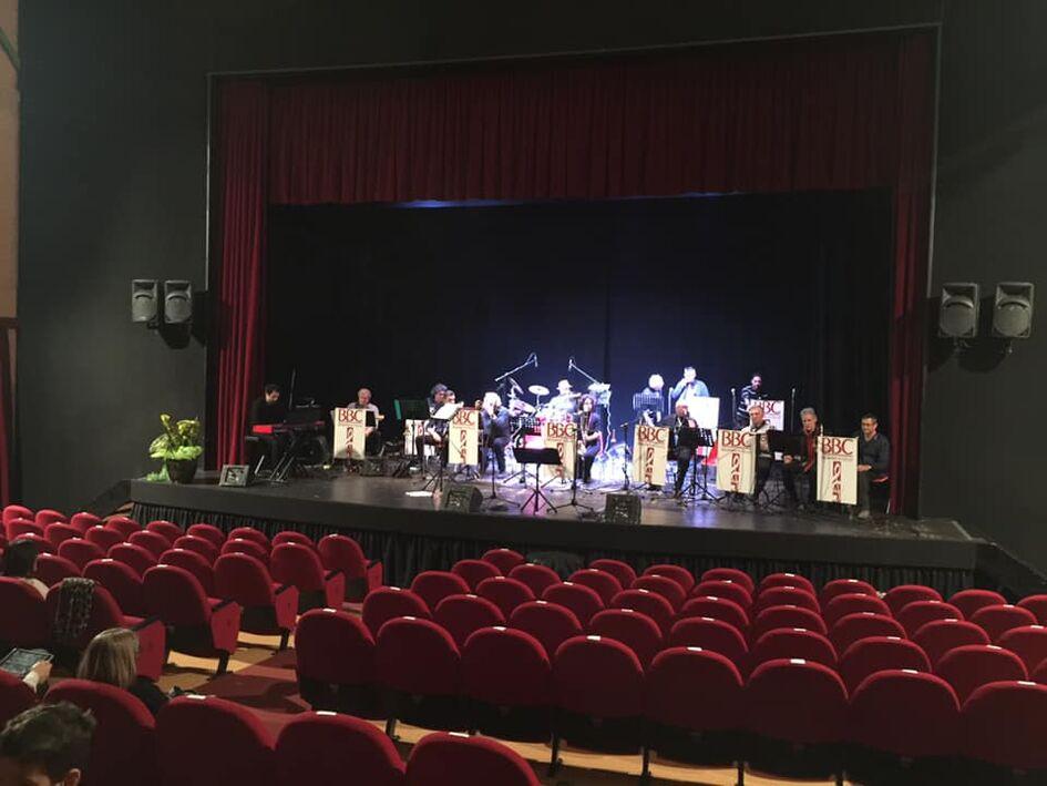 BBC Big Band Castello