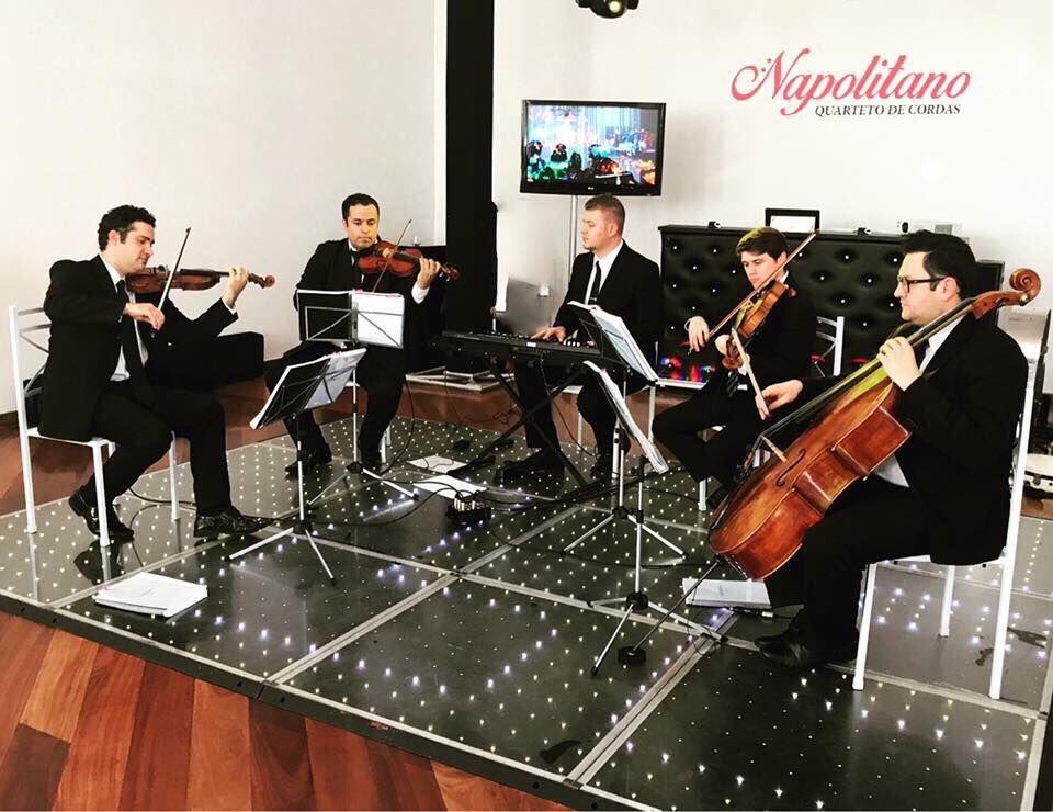 Quarteto de Cordas Napolitano