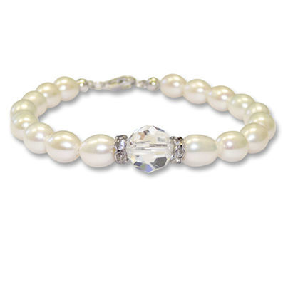 Armkette Florence Perle von Crystal Art