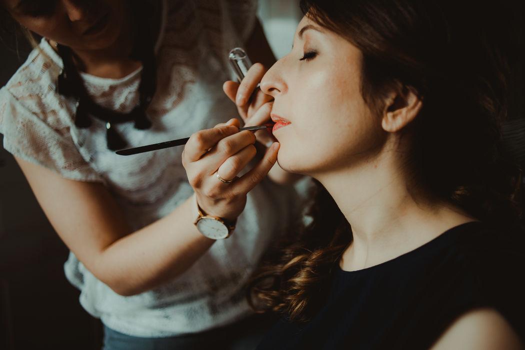 Lucie Champion Maquillage & Coiffure
