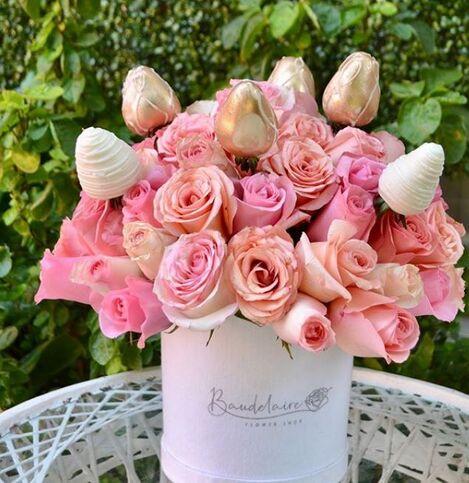 Baudelaire Flowershop