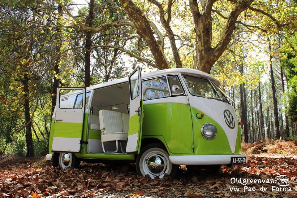 Oldgreenvan - Vw Pão de Forma