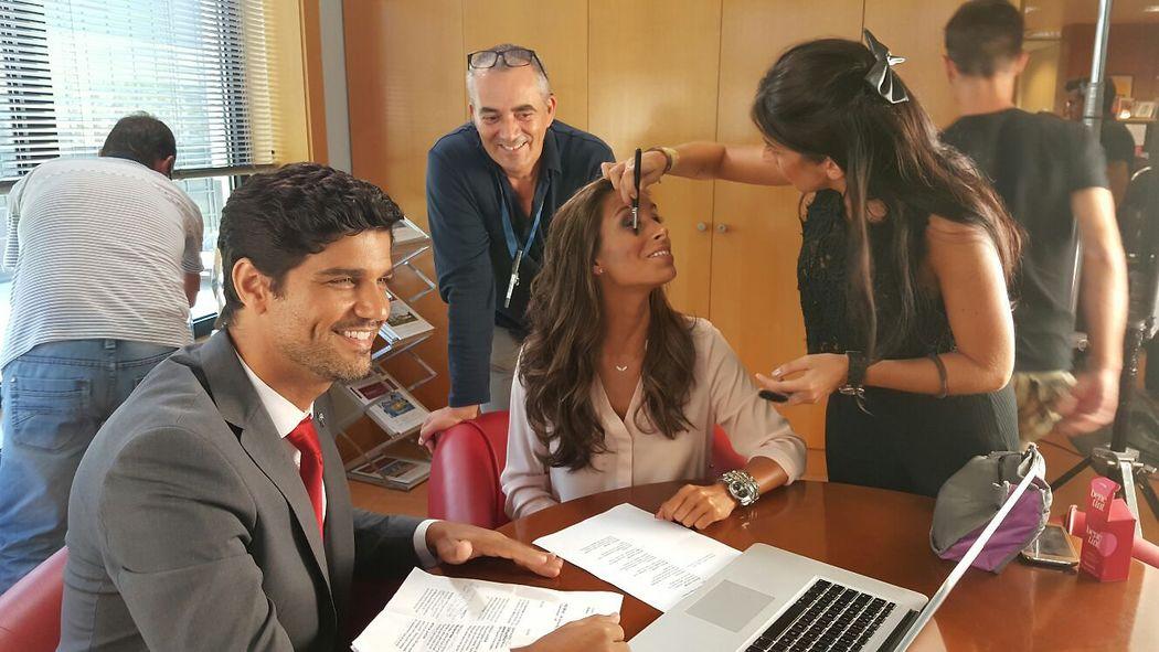 Commercial TVI 2016.  Monica Jardim,  Bruno Cabrerizo mais info:  andreiadealmeidamua@outlook.pt