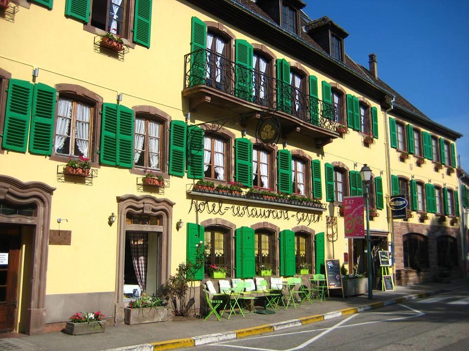 Hôtel Aux Trois Roses