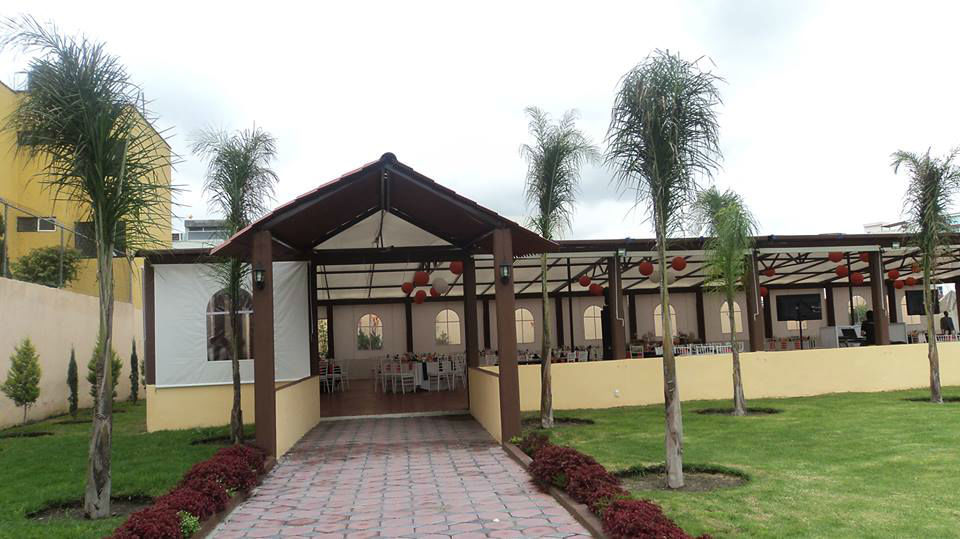 San Ramón Jardín Terraza