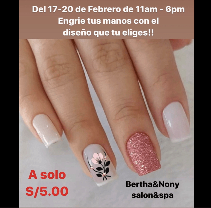 Bertha & Nony Salon & Spa