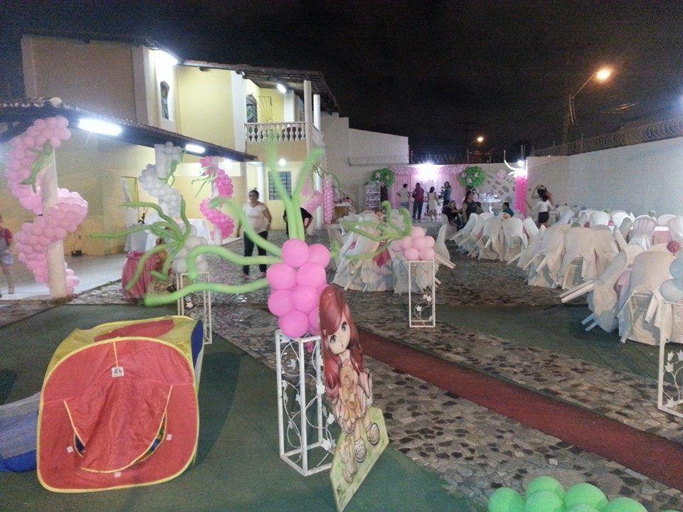G Festas e Eventos