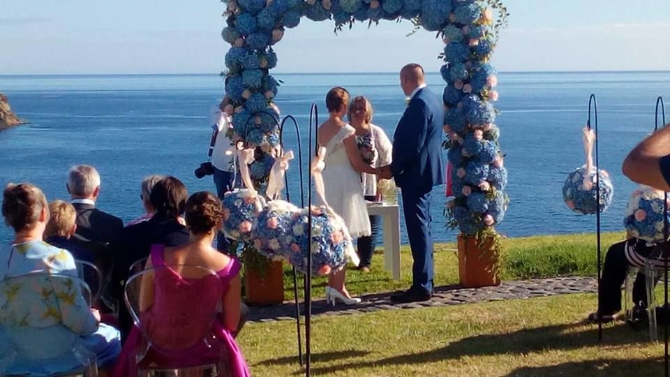 Ambiance Weddings Azores - Destination Weddings in Azores