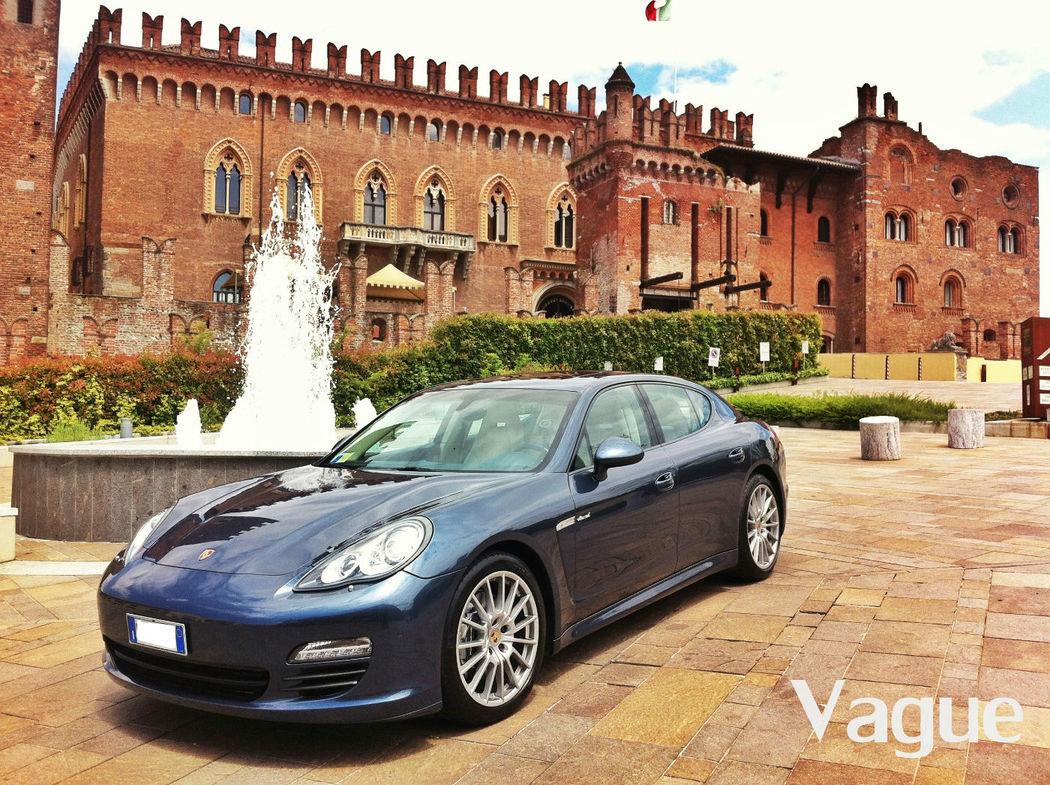 Porsche Panamera Noleggio Matrimoni Monza Como Lecco Milano Bergamo
