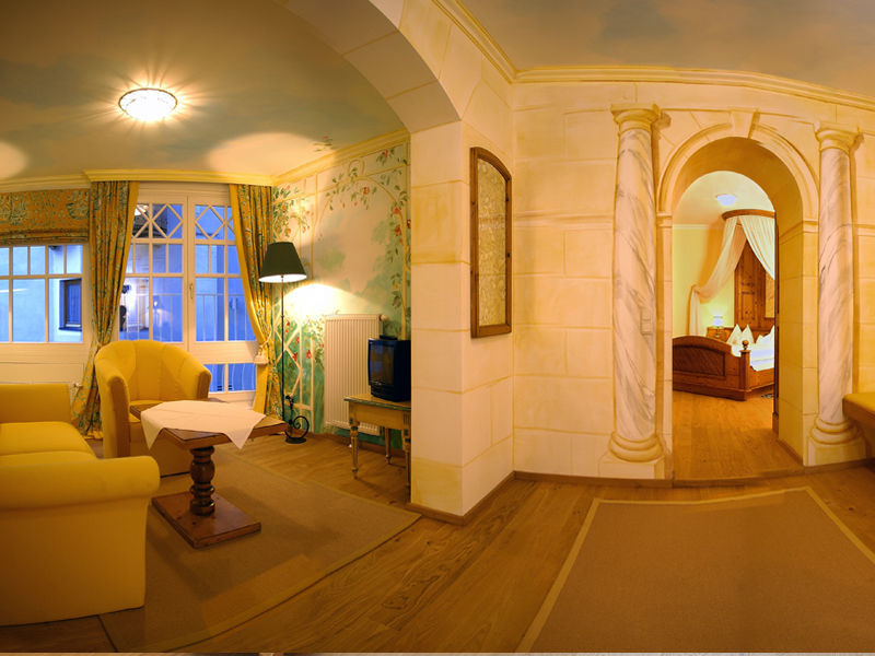 Beispiel: Eindruck von den Räumlichkeiten, Foto: Wedding Hotel Heitzmann.