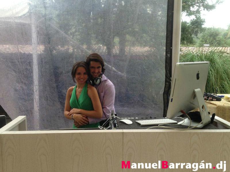 Manuel Barragán DJ