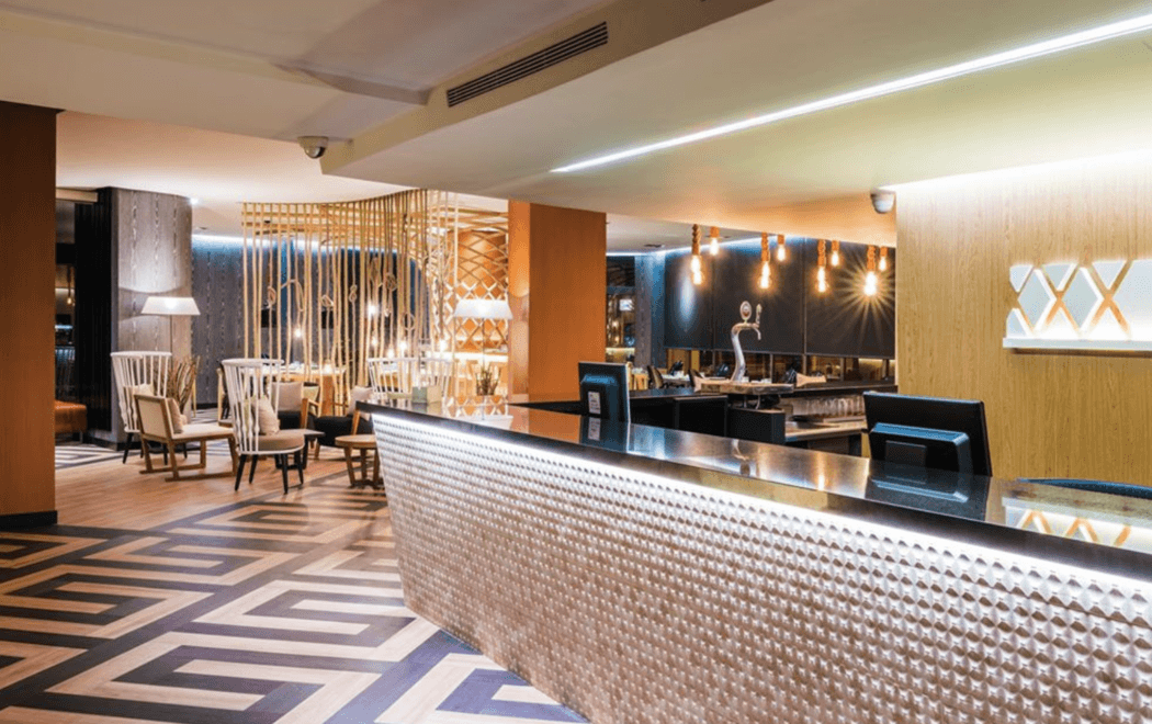 Hotel Civis Jaime I - Salones Nodo