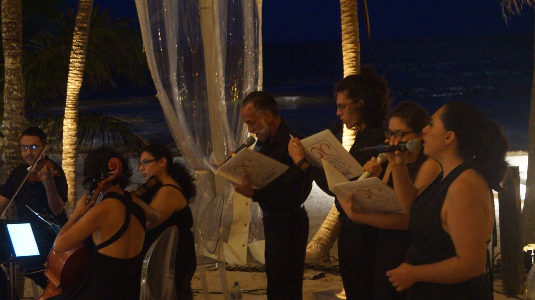 Adagio Cancún Music