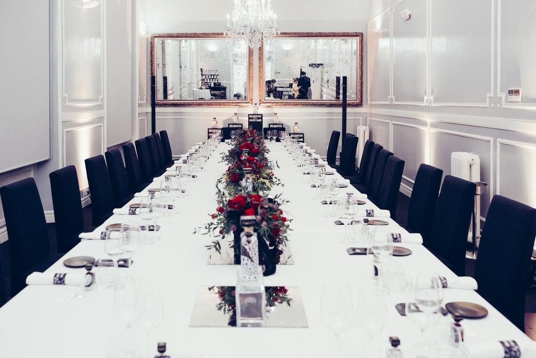 Salón Allard Social Club I