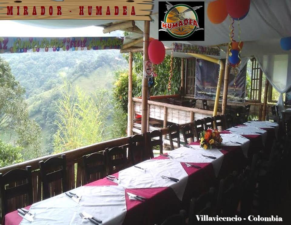 Restaurante Mirador Humadea