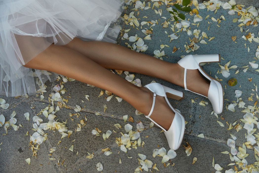 Odilia Bridal - Zapatos de novia y Complementos