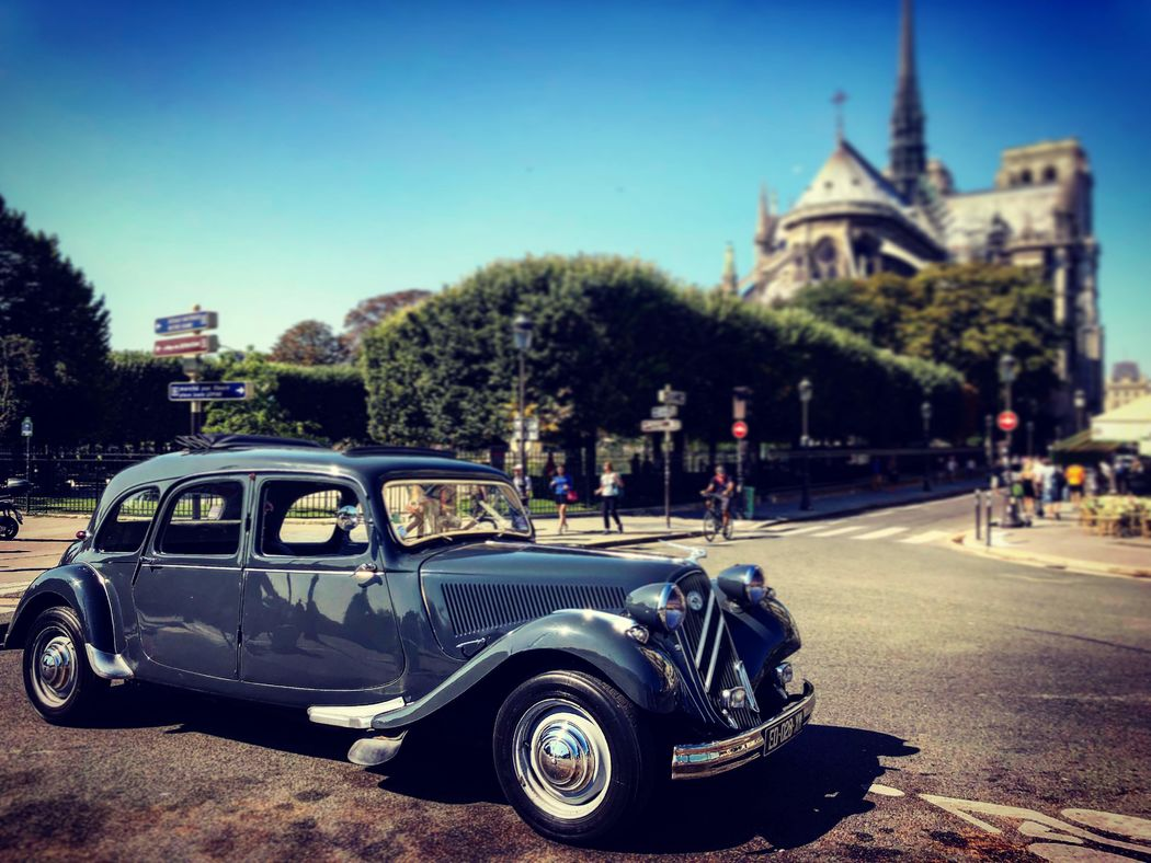 City Wheels Paris Tours