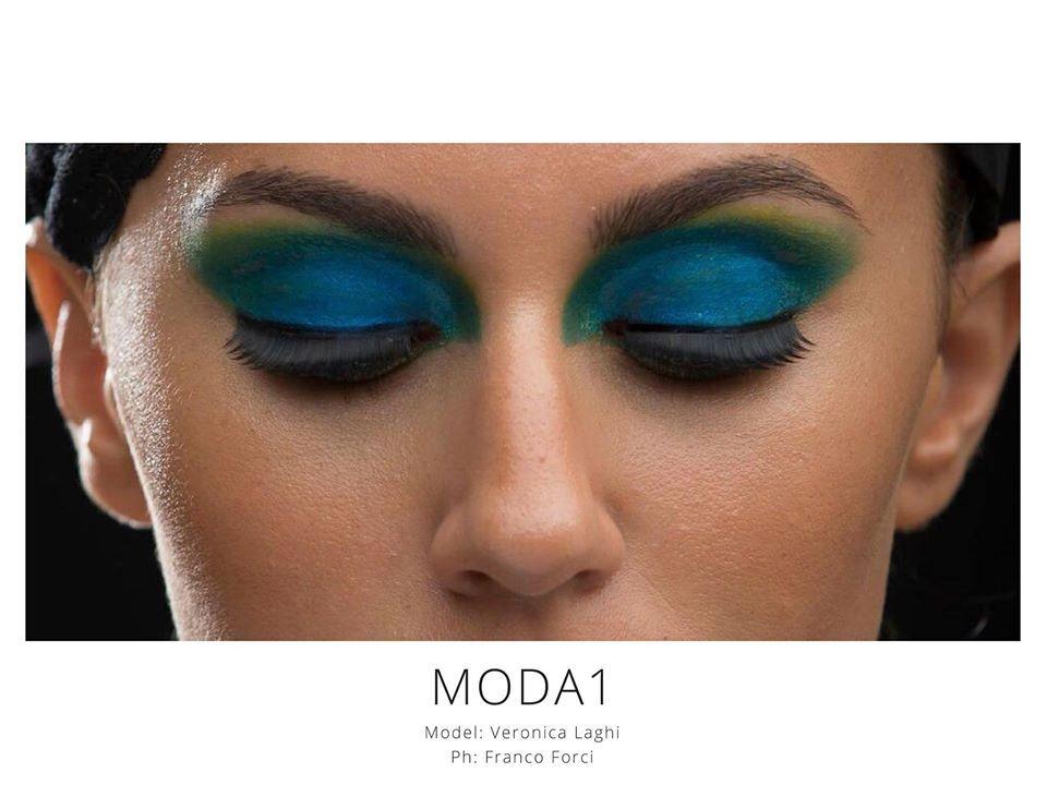 Elena Biloni makeup artist