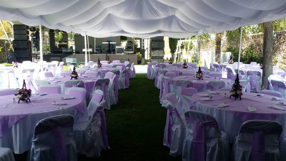 Quinta Melissa Salón de Eventos