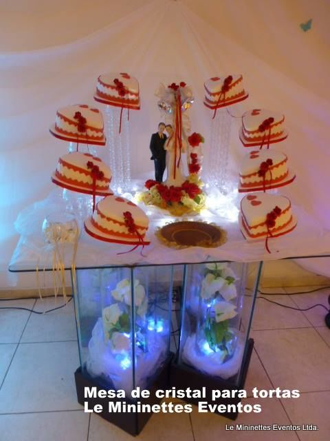 Tortas especiales en hermosa decoración