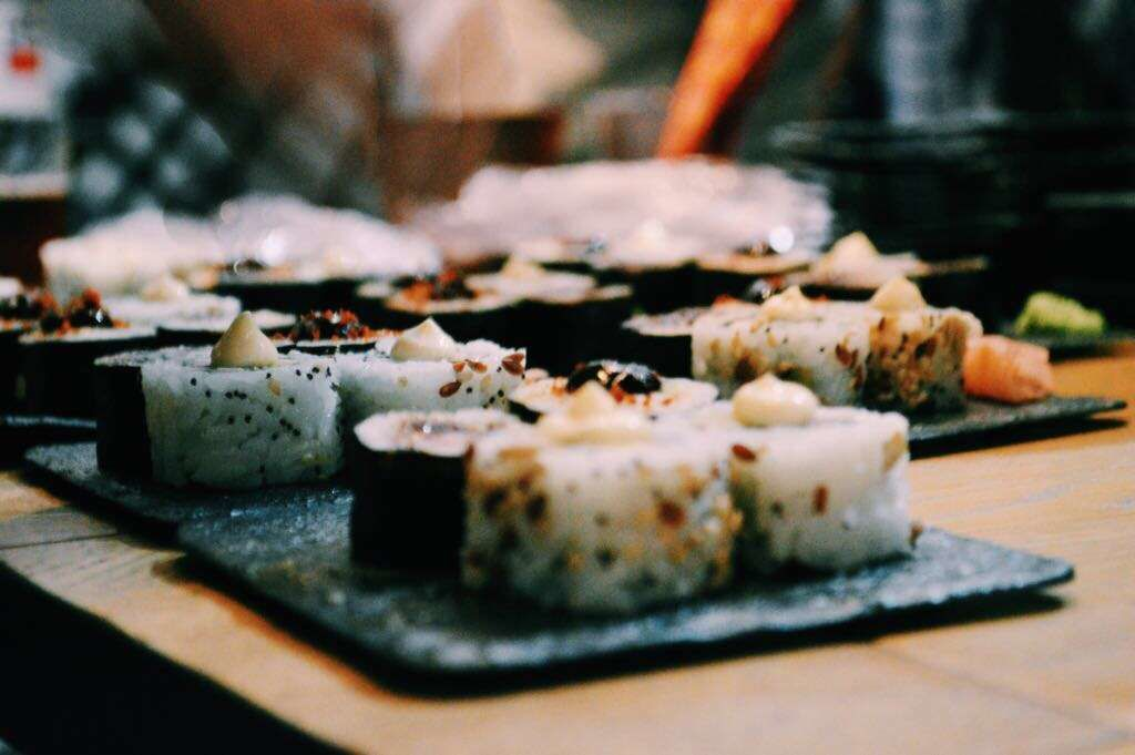 Sushi Events